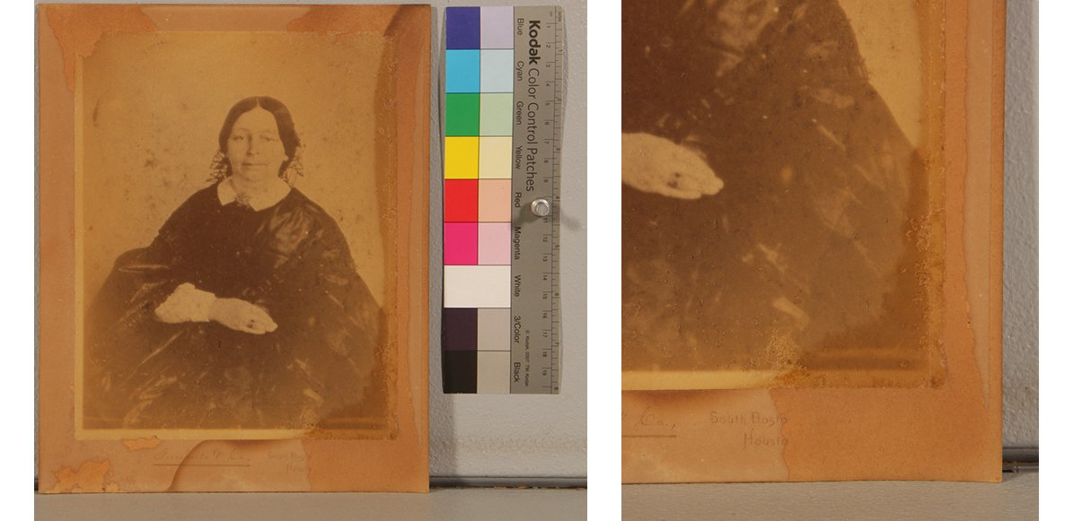 Damaged Photograph Restoration (after)