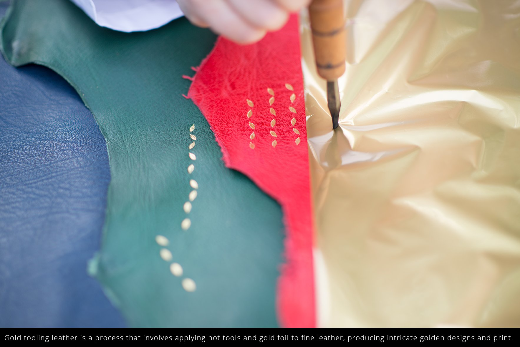 Gold-tooling-leather-1